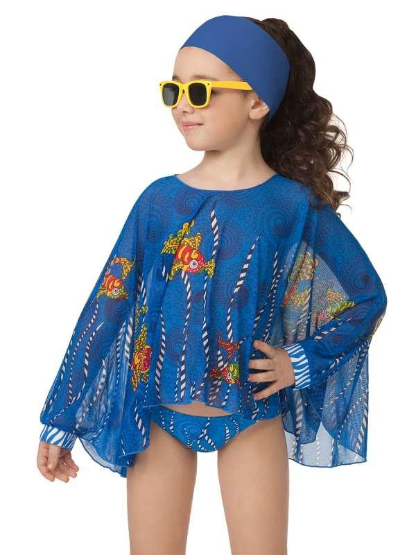Пляжная туника для девочки доставка