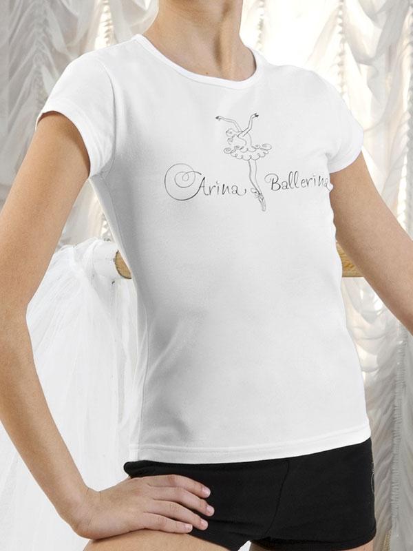купить футболки белые для девочек 12 лет